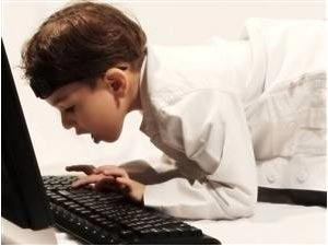 Çocuğunuz internet bağımlısı olmasın!