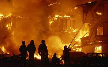 Diyarbakır'da Yangın Faciası: 5 Ölü