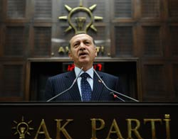 Erdoğan'dan BDP'ye sert sözler