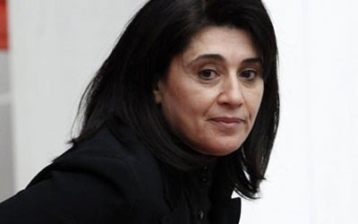 Leyla Zana'dan Şok Ziyaret
