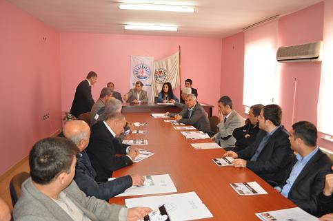 Bismil Belediyesi'nde TİS imzalandı