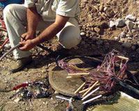 Bismil'de Kablo Hırsızlığı Rekor Kırdı