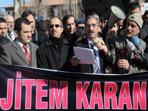Diyarbakır'daki STK'lar haykırdı: ''JİTEM'e hesap sorun''