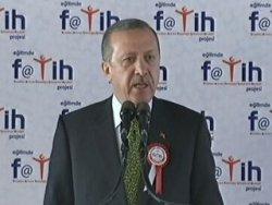 Erdoğan'ın Fatih Projesi konuşması