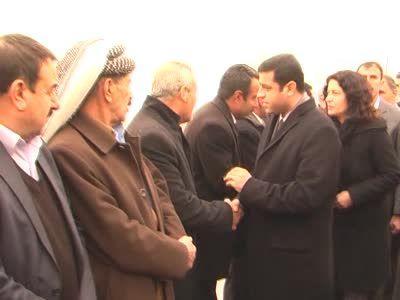 BDP Uludere'de Ölenler İçin Kürtçe Mevlit Okuttu