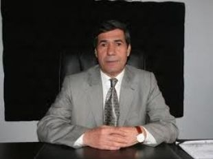 AKP Ergani ilçe başkanı trafik kazası geçirdi