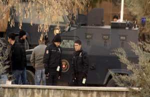 Silvan'da cinayet şüphelisi 1 kişi yakalandı