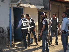 5 kişide patlayıcı madde yakalandı