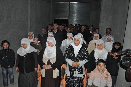 Bismil Belediyesi Halk Toplantısı düzenledi.