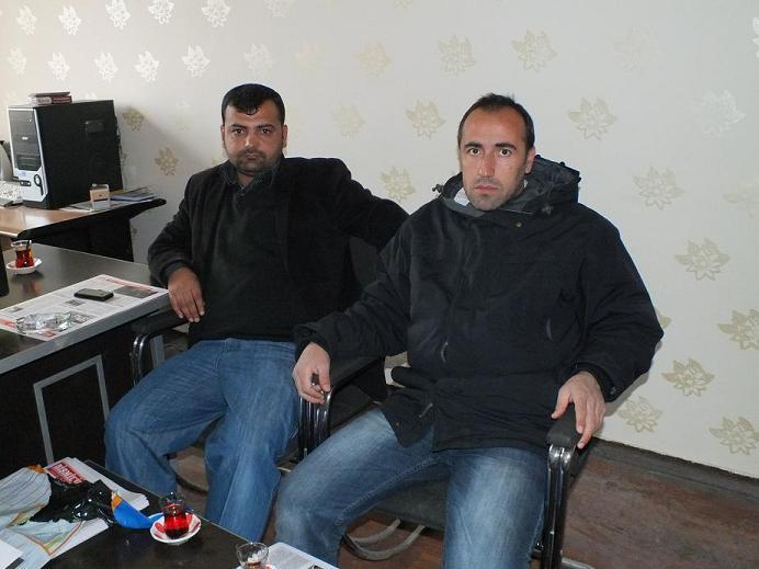 Bismil Belediyespor'dan Gazetemize Ziyaret
