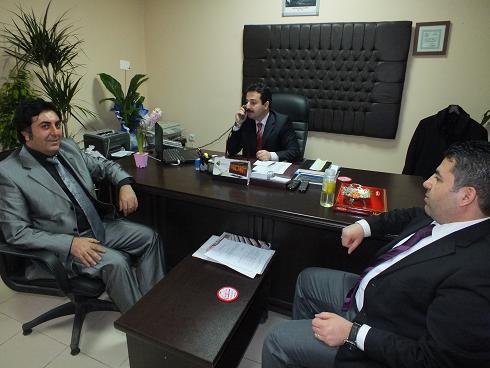 Bismil İlçe Tarım Müdürü Göreve Başladı