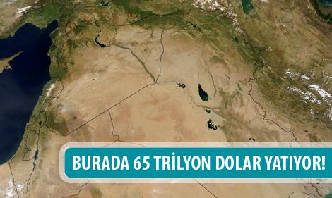 Burada 65 Trilyon Dolar Yatıyor