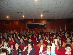 İzciler Tiyatroyla Buluştu
