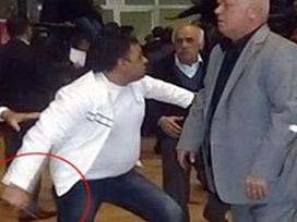 CHP kongresinde bıçaklar konuştu
