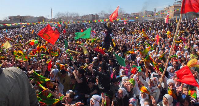 Bismil'de Newroz kutlaması