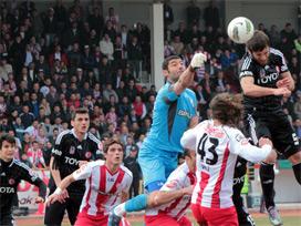 Boluspor, Beşiktaş'ı kupa dışına itti