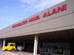Diyarbakır Havaalanı yaz boyunca kapalı olacak