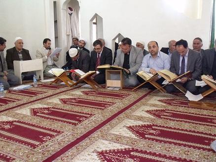 İmam hatipliler Hafızlık, Kur'an ve ezanı güzel okumada yarıştı