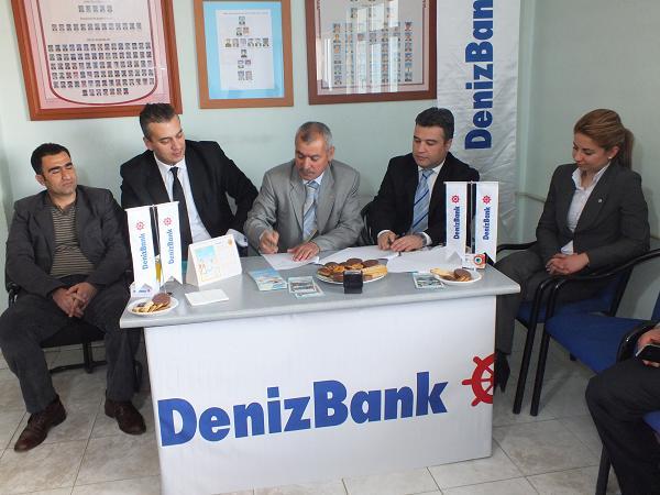 Denizbank ile Esnaf ve Sanatkârlar Odaları Birliği ile protokol imzalandı