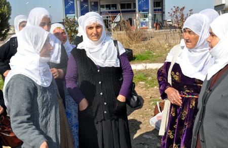 Bismil'de Amara yürüyüşçüleri' yola çıktı