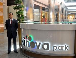 Ninova Park göz kamaştırıyor