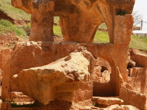 Tarih hokan antik kent dara ilgi bekliyor