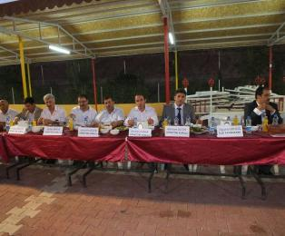 Bismil Genç İşadamları Derneği (BİGİAD)'IN iftar programı