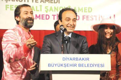 Amed Tiyatro Festivali düzenleniyor