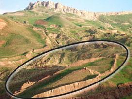 Hz Nuh'un gemisi Cudi Dağı'nda