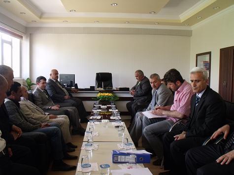 Bismil İlçe İnsan Hakları Kurulu Toplantı Kararları