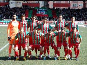 Diyarbakırspor çok büyük avantaj yakaladı