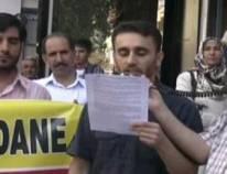 """Diyarbakır'da """"Andımız ve Ana Dil"""" eylemi"""