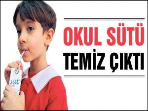 Diyarbakır'da Dağıtılan Sütler Temiz Çıktı