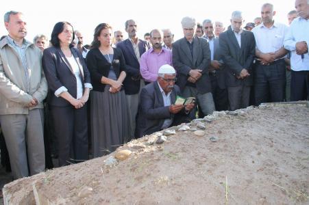 Tayfun Türkoğlu Bismil'de toprağa verildi