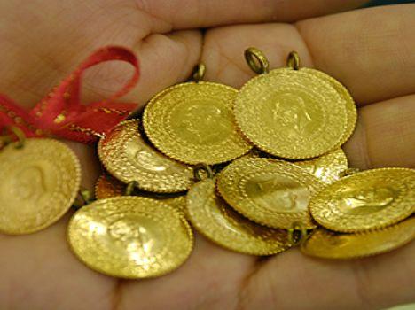 Altın 2 haftada yüzde 8 eridi
