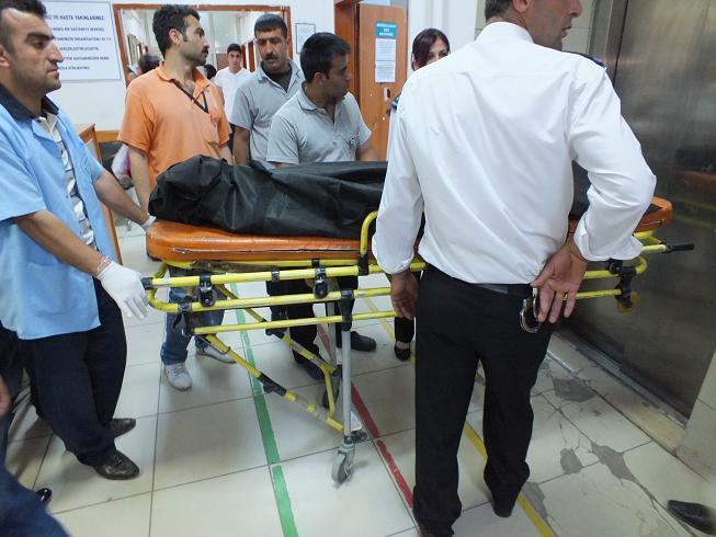 Bismil'de Kazada Dört öğretmen can verdi