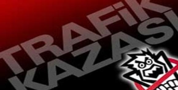 Trafik kazası: 3 ölü, 10 yaralı