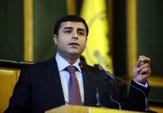 Demirtaş'tan Başbakan'a Diyalog Cevabı
