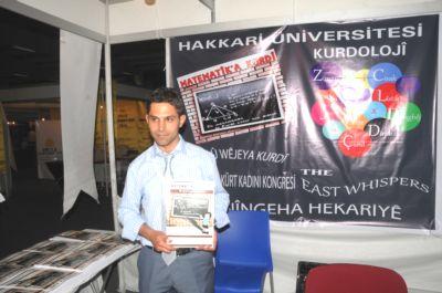 Kürtçe Matematik Kitabı Fuarın Gözdesi Oldu