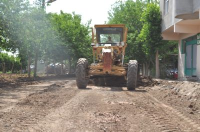 Bismil'de Göç Alan Mahallelerde Üst Yapı Çalışması