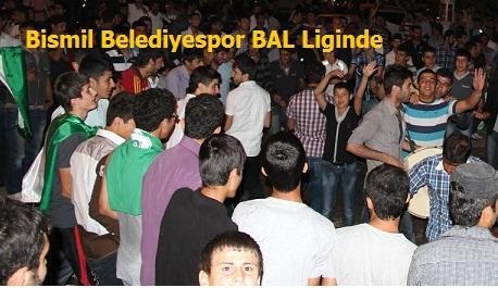 Bismil Belediyespor BAL Liginde