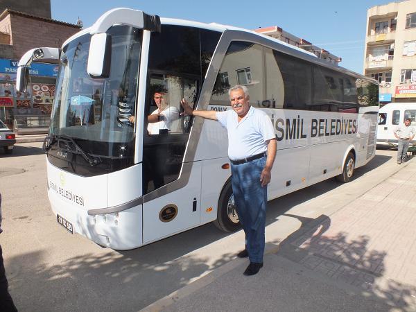 Belediye Otobüsleri Hizmete girdi