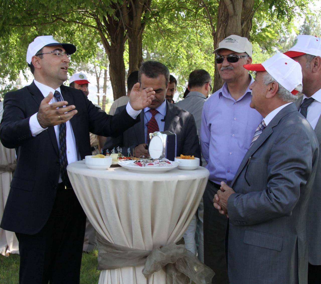 Diyarbakır'da Tarla Günü