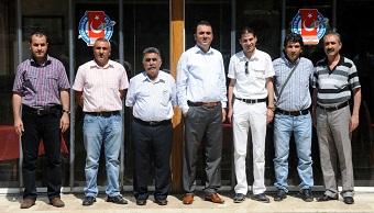 GGC başkanlığına Veysi İpek seçildi