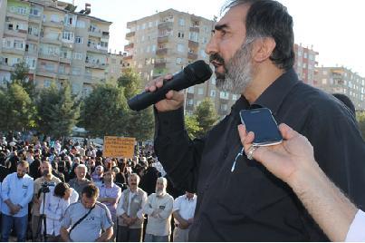 Şeyh Said ve Arkadaşları Diyarbakır`da Anıldı