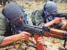 PKK'dan '4 Kadını polis zannettik' açıklaması