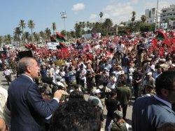 Türkiye Libya'daki elektrik işini ihalesiz aldı