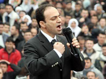 Erdoğan'dan Osman Baydemir'in maaşına haciz