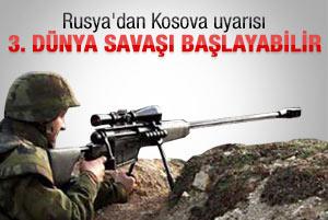 Rusya'dan 3. Dünya Savaşı uyarısı