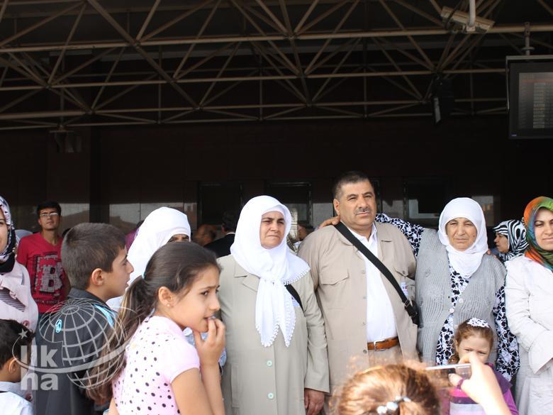 İlk Hac kafilesi Diyarbakır'dan yola çıktı
